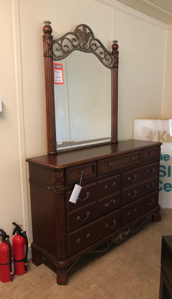 Dresser And Mirror Closeout Special 500 For Sale In