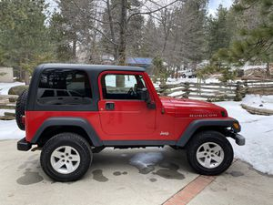 2004 Jeep wangler rubicon for Sale in Running Springs, CA