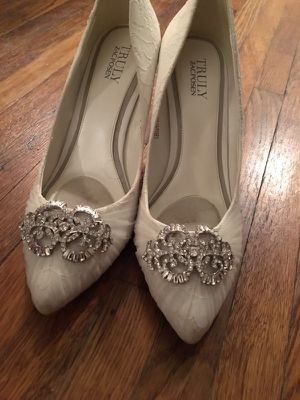 Designer Zac Posen Special Occassion Shoes Heels for Sale in Nashville, TN