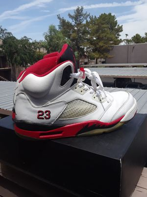 Air Jordan 5 Fire Red Size 11 for Sale in Mesa, AZ