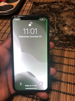 Apple iPhone X for Sale in Los Angeles, CA