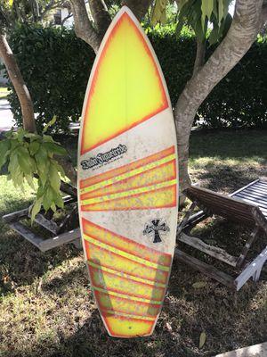 Surfboard 5.3 Three Fin for Sale in Miami, FL