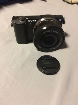 Sony A5000 for Sale in Independence, LA