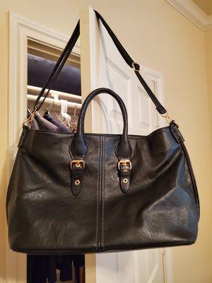 Ladies Black Tote/Shoulder Bag for Sale in Tyler, TX
