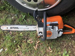 "Stihl MS250 Chainsaw 18"" Bar for Sale in Marysville, WA"