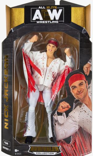 New AEW Nick Jackson Action Figure. for Sale in Apopka, FL