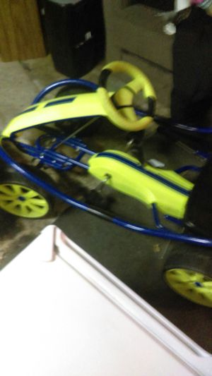 Got a dun buggy pedal car it's neat for Sale in Columbus, OH