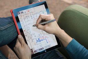 Microsoft Surface Pen - Bluetooth Stylus - Silver for Sale in San Antonio, TX