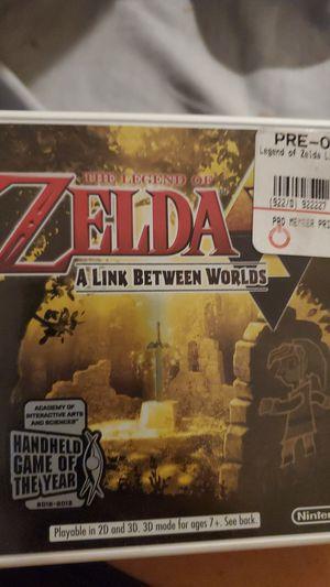 Zelda link between worlds for Sale in Phoenix, AZ