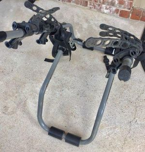 Yakima 3 Bike universal adjustable Trunk Mounted Rack . Good condition for Sale in Wylie, TX