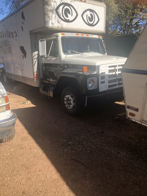 26ft box truck for Sale in Payson, AZ