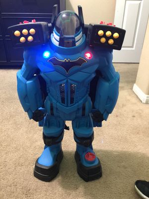 Imaginext batbot xtreme for Sale in Rancho Cucamonga, CA