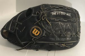 "Wilson The A2000 XLC Pro Black Baseball-Softball Glove 12.5"" Excellent Condition for Sale in Lutz, FL"