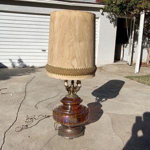 EF &EF Industries Table Lamp Vintage. for Sale in Hacienda Heights, CA