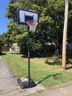 "Lifetime Basketball hoop 44"" backboard for Sale in Bridgeport, CT"