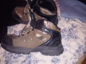 Used like new Brahma boots Steele toes for Sale in Columbus, OH