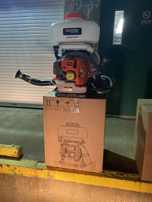 2 BRAND NEW DECONTAMINATION MACHINES for Sale in Fairfax, VA