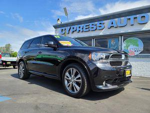 2013 Dodge Durango R/T for Sale in Auburn, CA