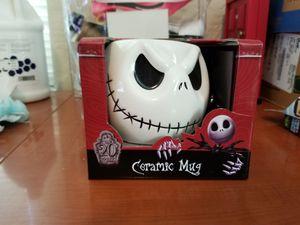 Nightmare before Christmas jack skellington ceramic mug for Sale in Tampa, FL
