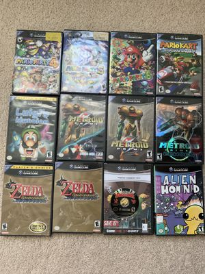 Nintendo GameCube games! for Sale in Clackamas, OR
