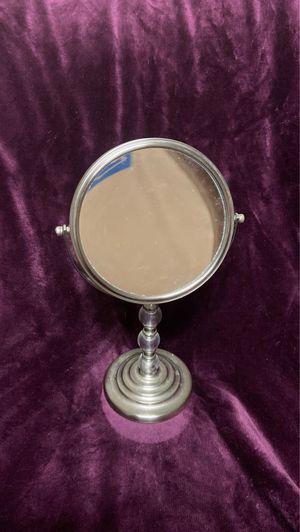Vanity Makeup Mirror/ Regular & Magnifying Sides for Sale in Murfreesboro, TN