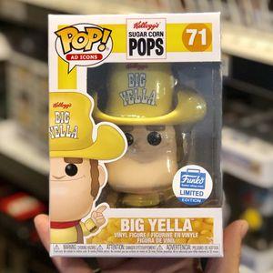 Funko Pop - BIG YELLA - Funko Shop Exclusive - Kellogg's Corn Pops for Sale in ROWLAND HGHTS, CA
