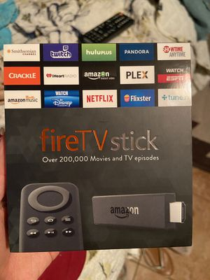 Amazon Fire TV Stick-old generation for Sale in Houston, TX