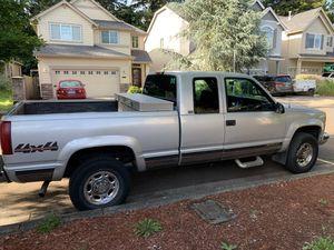2500 Chevy Silverado for Sale in Hillsboro, OR