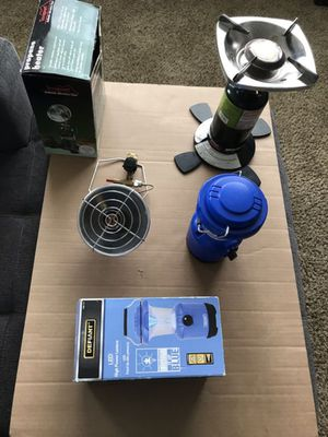 Camping supplies for Sale in Vancouver, WA