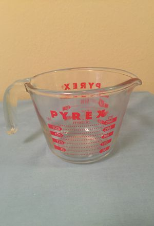 Pyrex measuring cup for Sale in San Francisco, CA