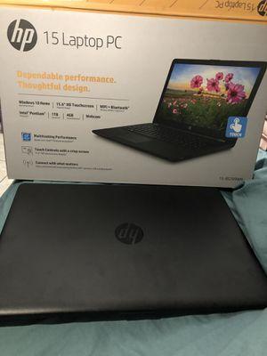 HP LAPTOP touchscreen $250 OBO for Sale in Hialeah, FL