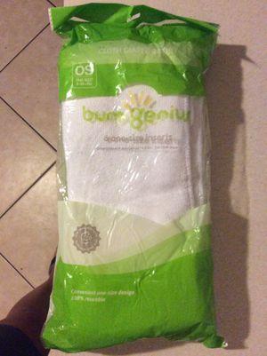 Cloth diaper inserts. Bum genius. for Sale in Poinciana, FL