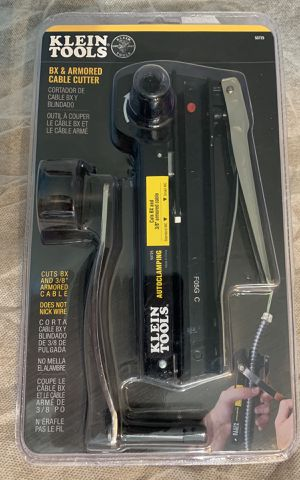 Klein Tools 11-1/2 in. BX and Armored Cable Cutters for Sale in Hialeah, FL