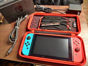 Nintendo Switch (Modded) 128gb for Sale in Hialeah, FL