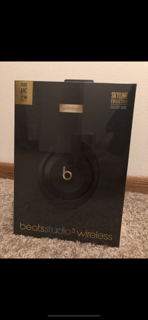 beats studio 3 wireless for Sale in Saint Paul, MN