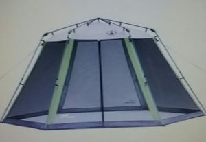 Coleman Tent 15' x 13' Used Good Condition for Sale in Phoenix, AZ