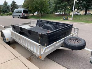 Aluminum trailer 2004 for Sale in Colorado Springs, CO
