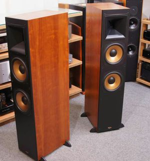 Klipsch RF-5 Floor Speaker's. Good condition, Beautiful Sound Will test it before you purchase for Sale in Royal Palm Beach, FL