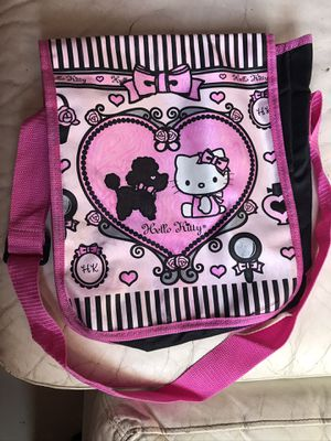 Back pack hello kitty cat for Sale in North Miami Beach, FL