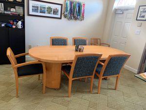 office conference desk for Sale in Orlando, FL