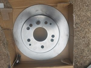 New Honda Element parts: Brake Rotor Rear + engine air filter. for Sale in Houston, TX