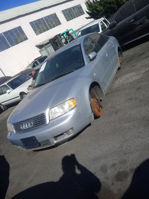 2007 audi a6 2.7 quattro parting out parts engine transmission nice seats for Sale in Downey, CA