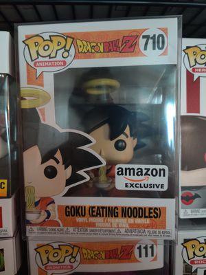 Funko Goku Noodles for Sale in San Diego, CA