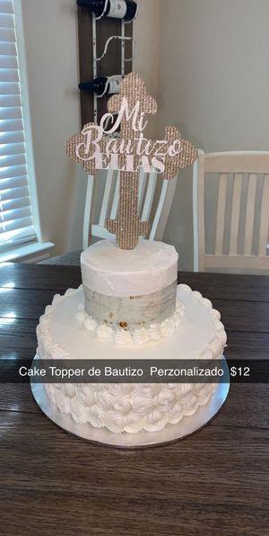Cake topper for Sale in Odessa, TX