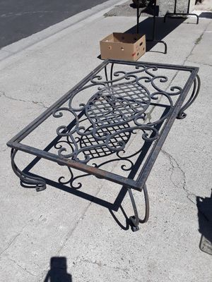 Table base metal for Sale in Modesto, CA