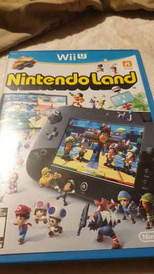 Nintendo Land for Sale in Jonesboro, LA