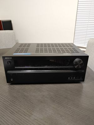 Onkyo TX-NR509 Receiver Mint Condition for Sale in MONTGOMRY VLG, MD