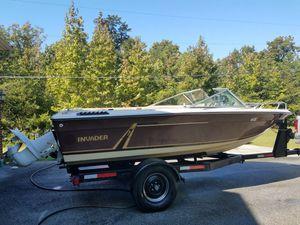 1984 invader boat for Sale in Brandywine, MD