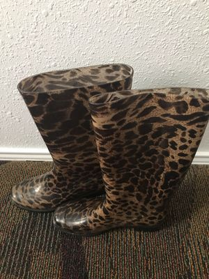 rain boots for Sale in Fort Worth, TX