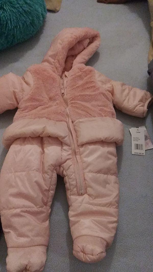 Jessica simpson snow suit